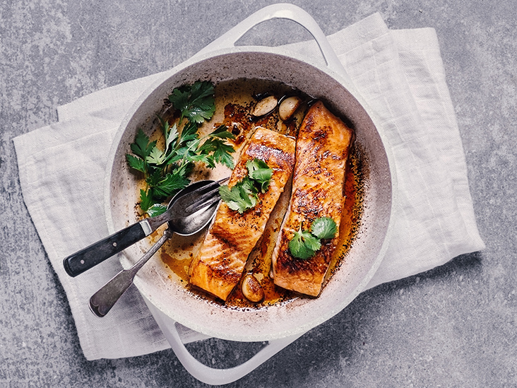 Fatty Acids Found in Fish Can Help Reduce Migraine Pain
