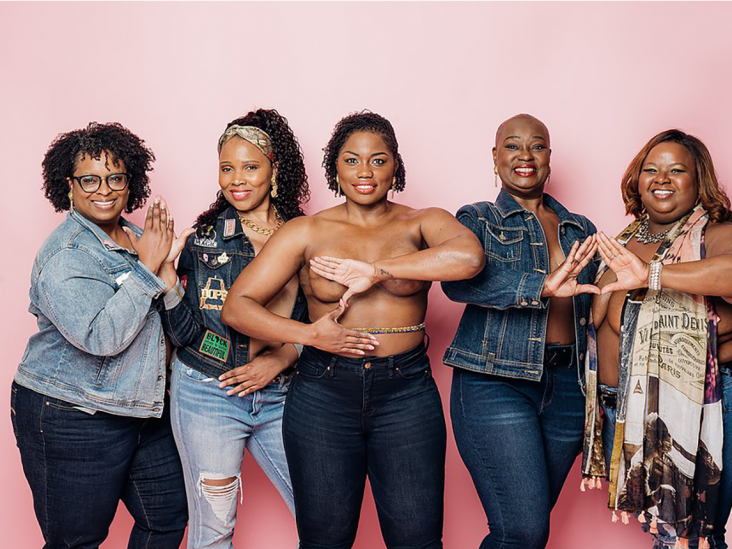 Meet the Women of Color Signal-Boosting the Breast Cancer Experience