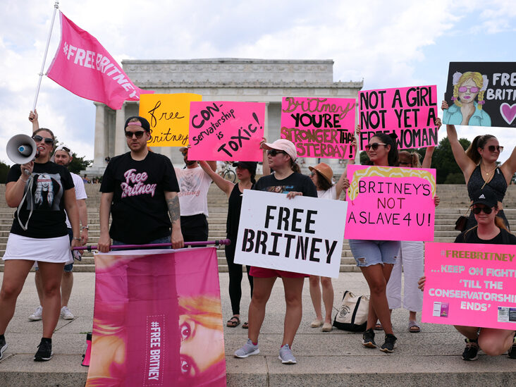 Why #FreeBritney Is a Disability Rights Issue