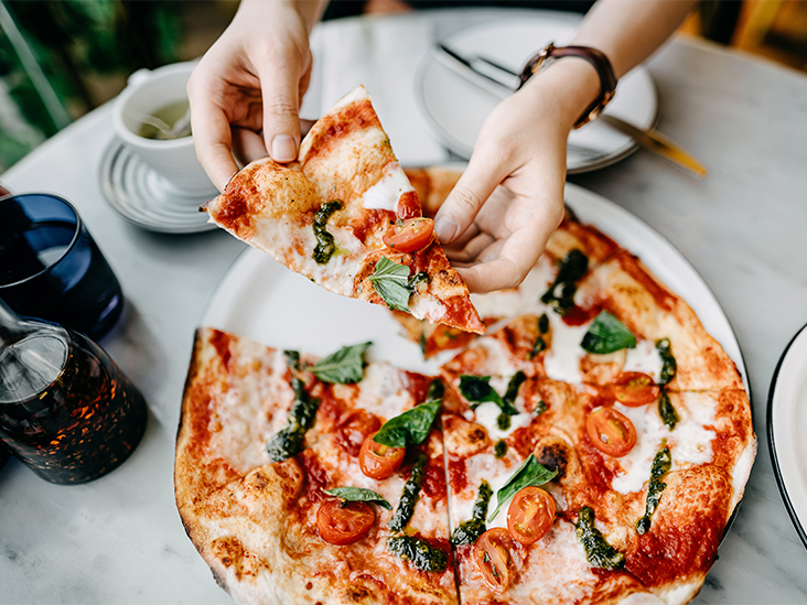 Is Pizza High in Cholesterol?