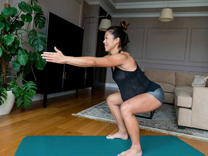 Try These Squats for a Well-Rounded Workout