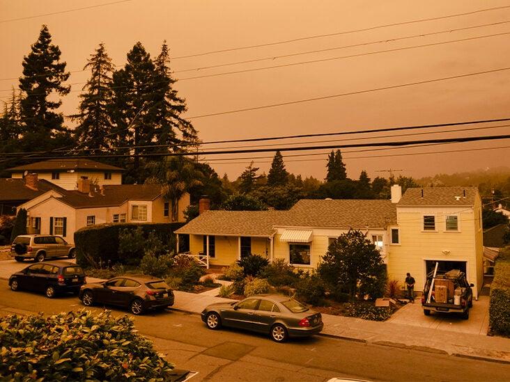 Toxic Wildfire Smoke May Increase Risk of COVID-19