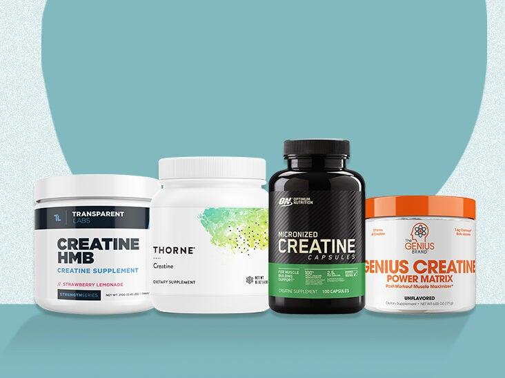 5 Best Creatine Supplements for Women