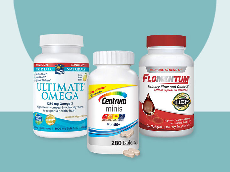 10 of the Best Supplements for Healthy Aging