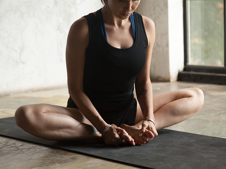 Butterfly Pose Benefits: How and Why to Try This Yoga Move