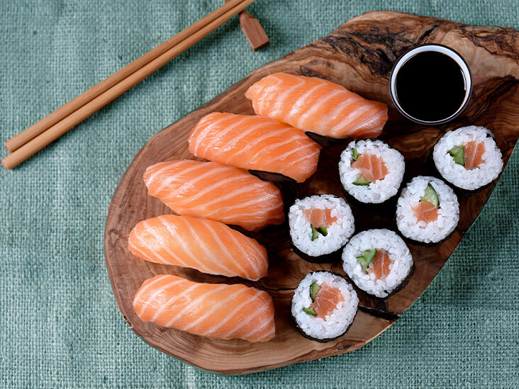 Sushi vs. Sashimi: What's the Difference?