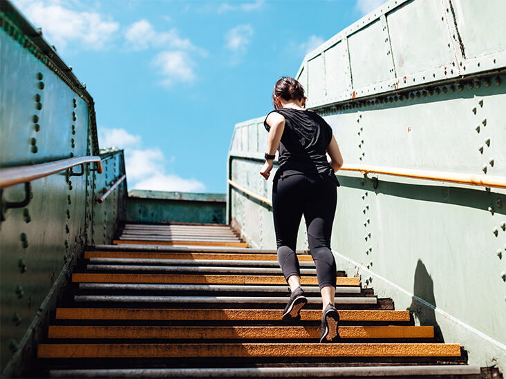 Moderate-Vigorous Exercise Boosts Fitness 3 Times More Than Walking