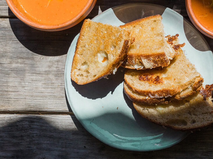 Is Grilled Cheese Healthy? Benefits, Downsides, and Tips