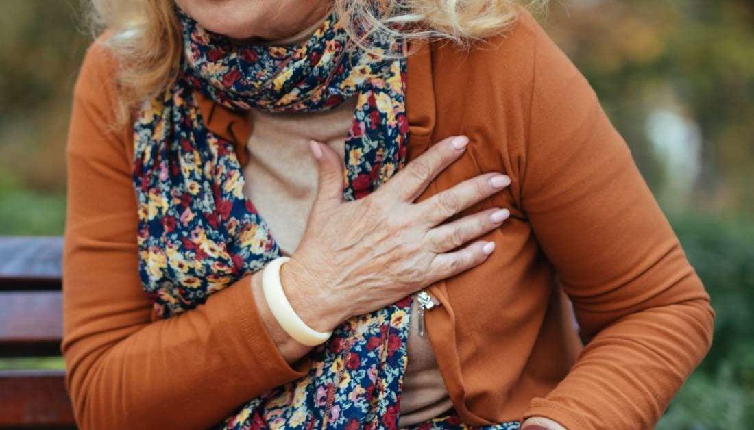 La presión arterial peligrosamente baja que resulta de la infección es