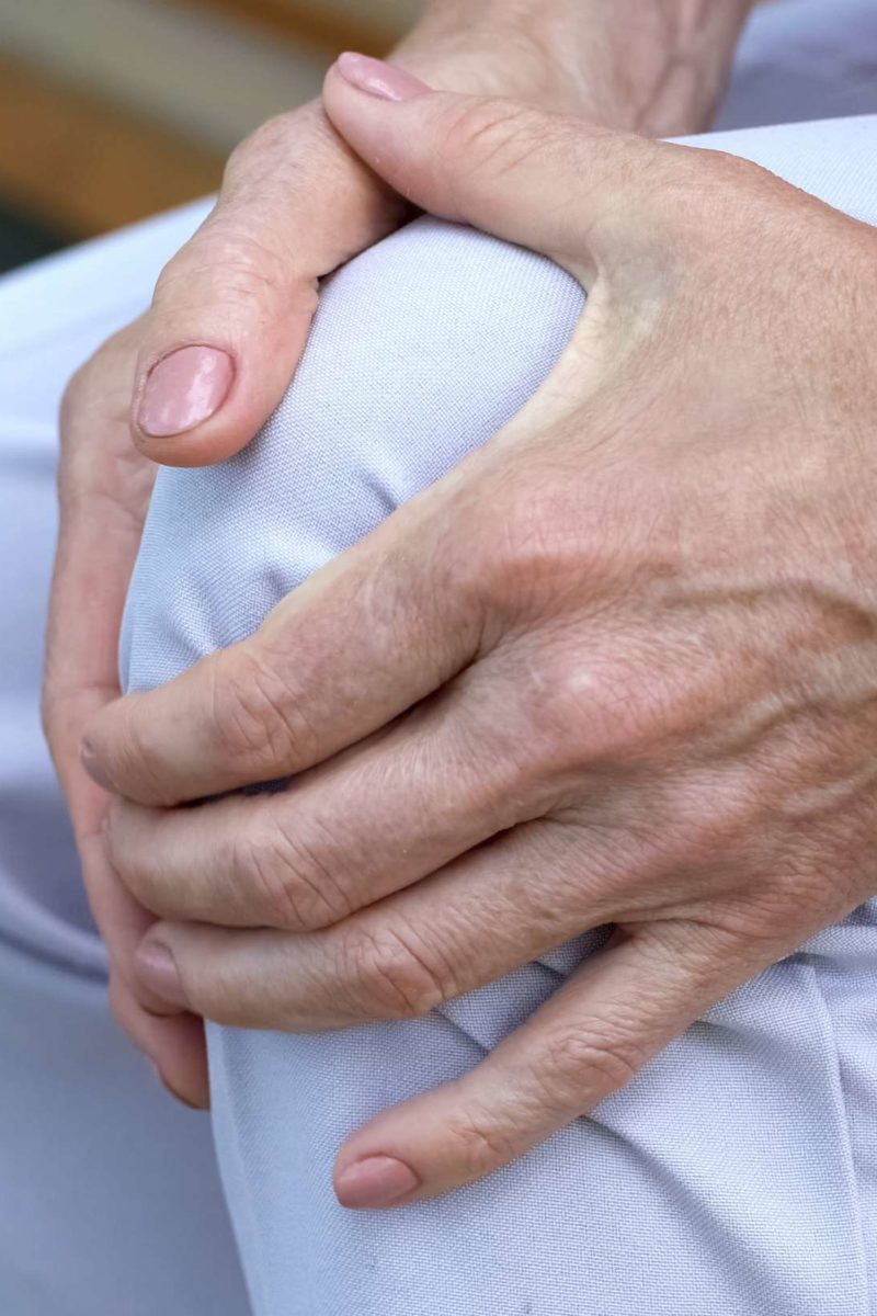 how does arthritis pain feel like