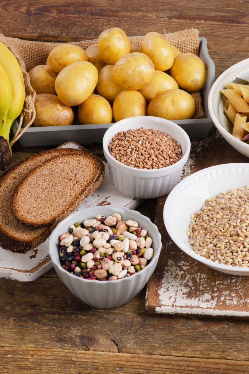 Cutting Back On Carbs Could Help Treat Fatty Liver Disease