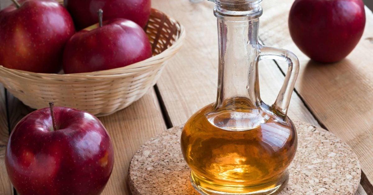 Vinagre de manzana para eliminar las verrugas: efectividad y efectos secundarios