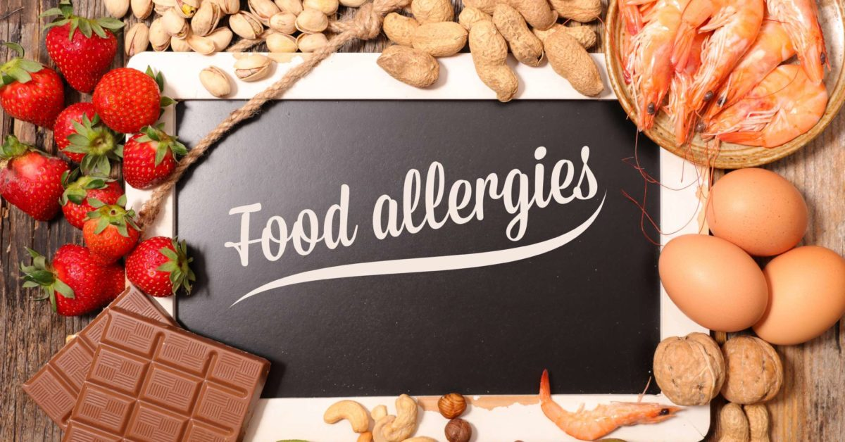 can diet cause allergies
