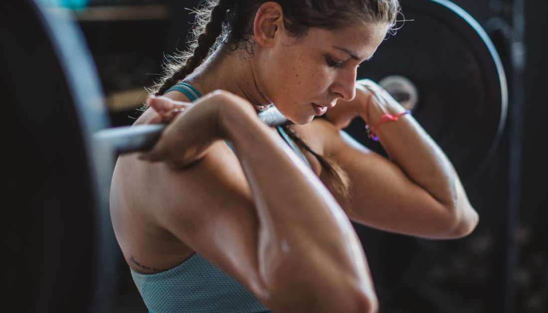 Molecular 'switch' controls how much muscle we build