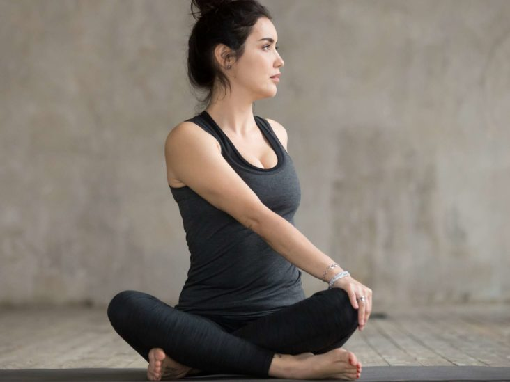 The Research Backed Benefits Of Yoga