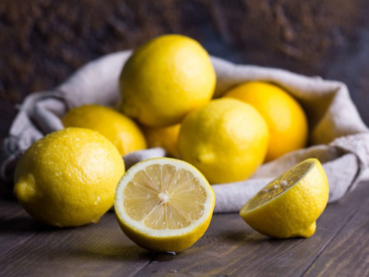 are lemons recommended for type a blood diet?