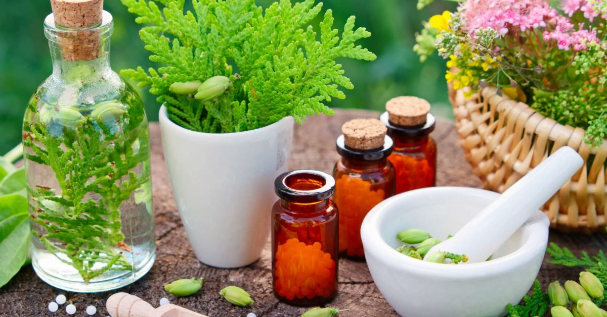 Benefits Of Using Natural Herbs For Allergic Diseases
