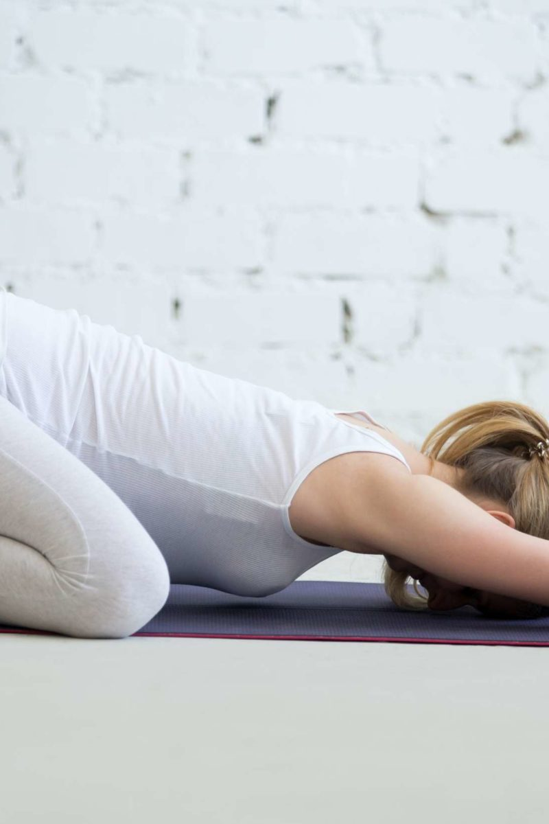 Posture exercises to treat bad posture